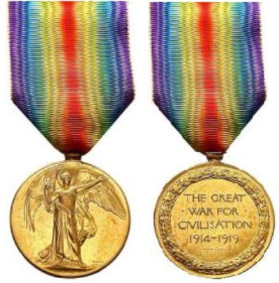 MEDALS and the OLD CONTEMPTIBLES